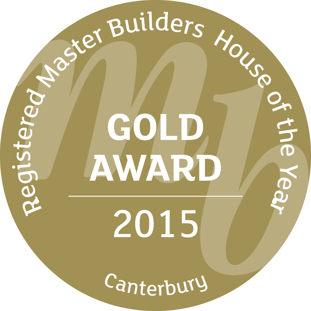 House of the Year Award - GOLD 2015