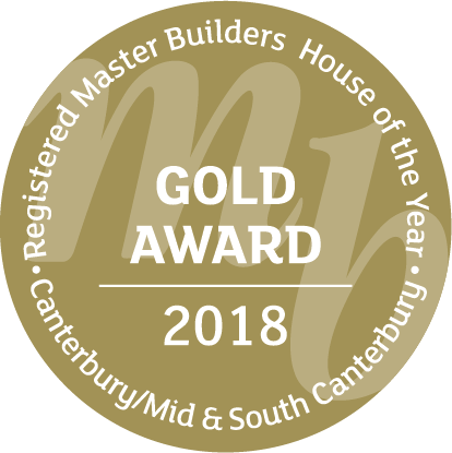 House of the Year Award - Gold 2018