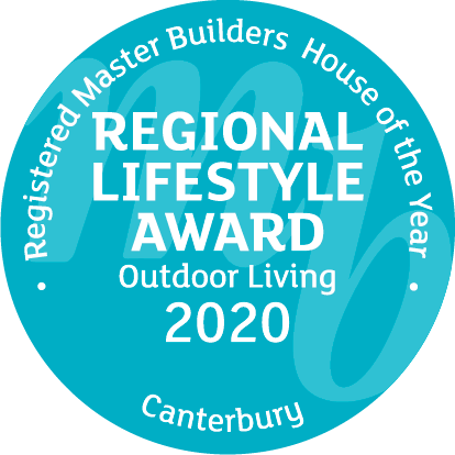 House of the Year Award - Regional Lifestyle Outdoor Living 2020