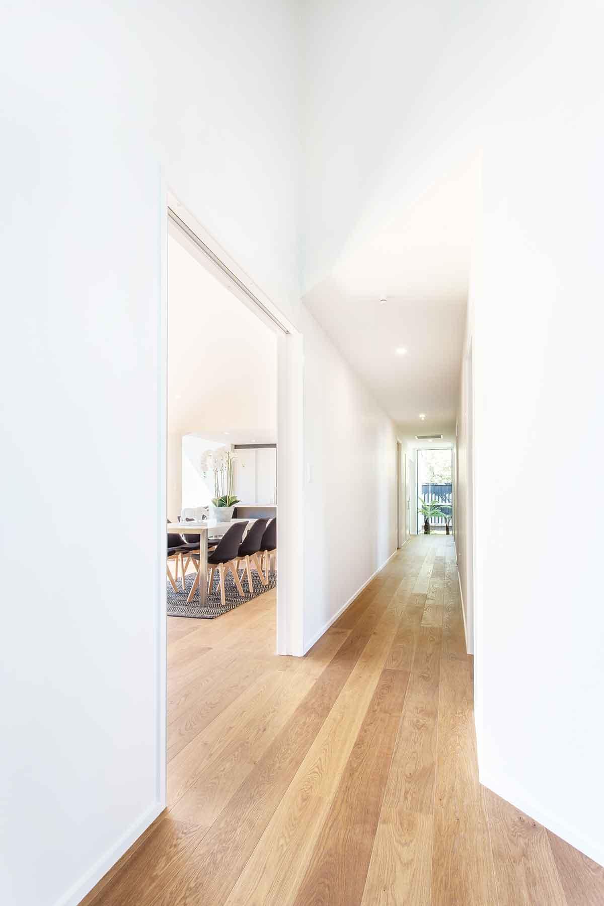 Bennett Street - Registered Master Builder Silver House of the Year Award – Christchurch New Architectural Build 2017 - Fleetwood Construction Ltd.