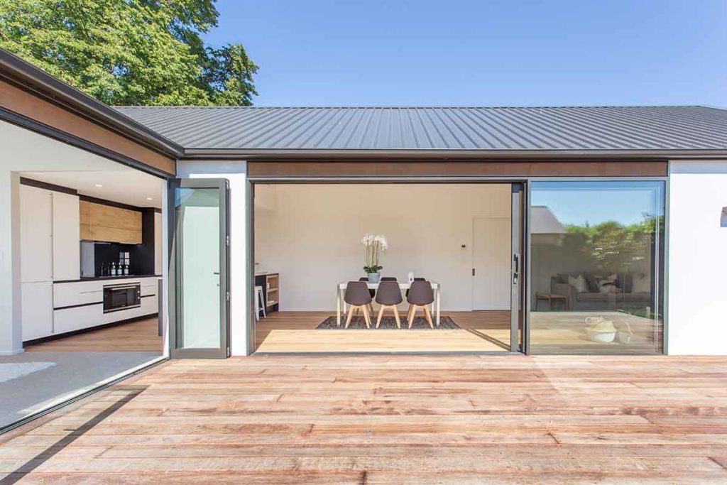 Bennett Street - Registered Master Builder Silver House of the Year Award – Christchurch New Architectural Build 2017 - Fleetwood Construction Ltd.