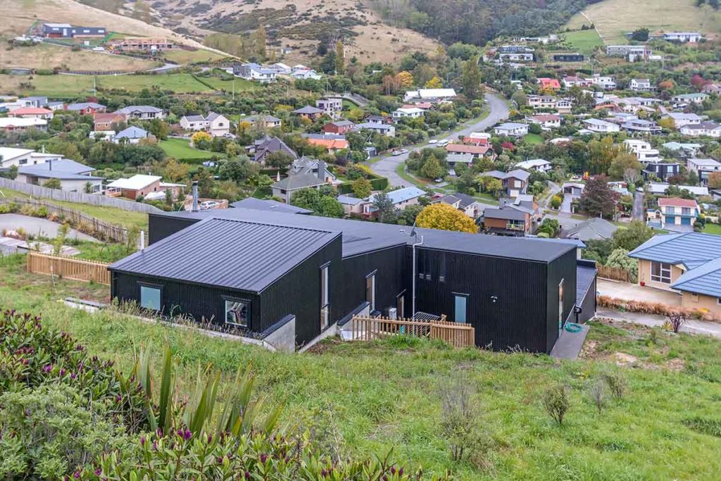 Mariners Cove, Cass Bay - Registered Master Builder Gold House of the Year Award – Christchurch New Architectural Build 2017 - Fleetwood Construction Ltd.