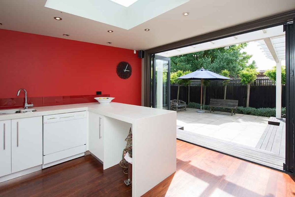Gordon Avenue Renovation, modernised Villa - Fleetwood Construction Ltd. - Christchurch