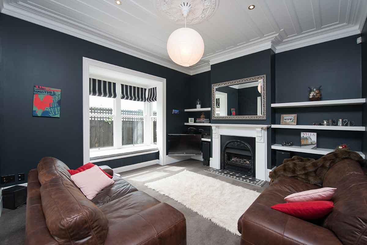 Gordon Avenue Renovation, modernised Villa - Fleetwood Construction Ltd. - Christchurch