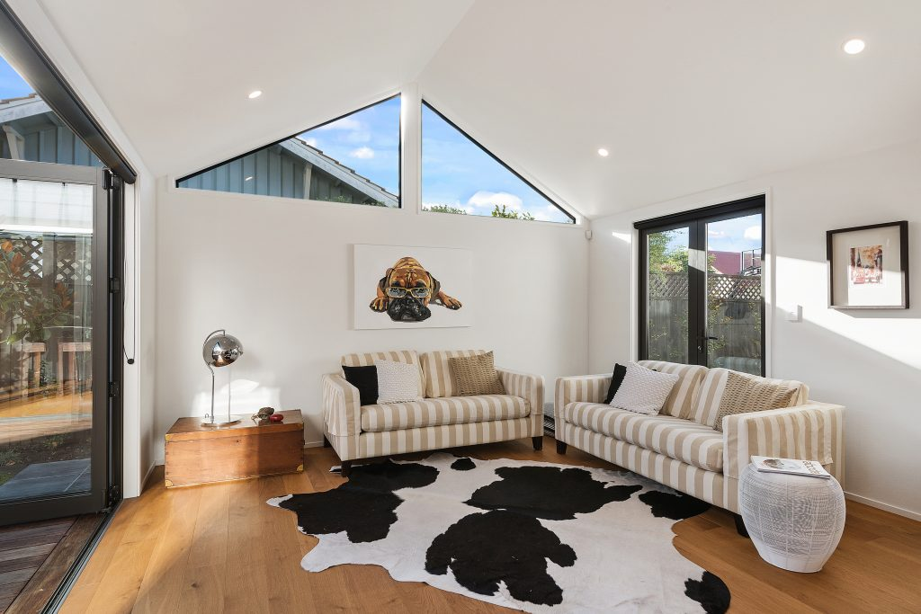 Registered Master Builders, Sunroom, Bennett Street 2, Christchurch