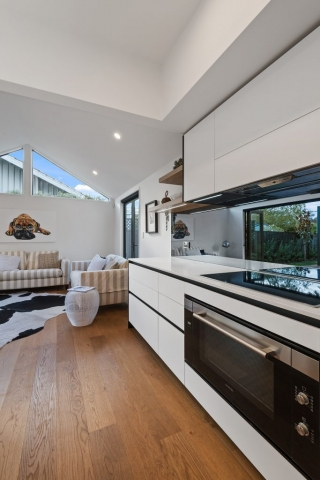 Registered Master Builders, Kitchen, Sunroom, Bennett Street 2, Christchurch