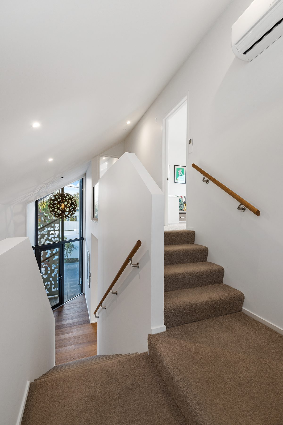 Registered Master Builders, Stairs, Bennett Street 2, Christchurch