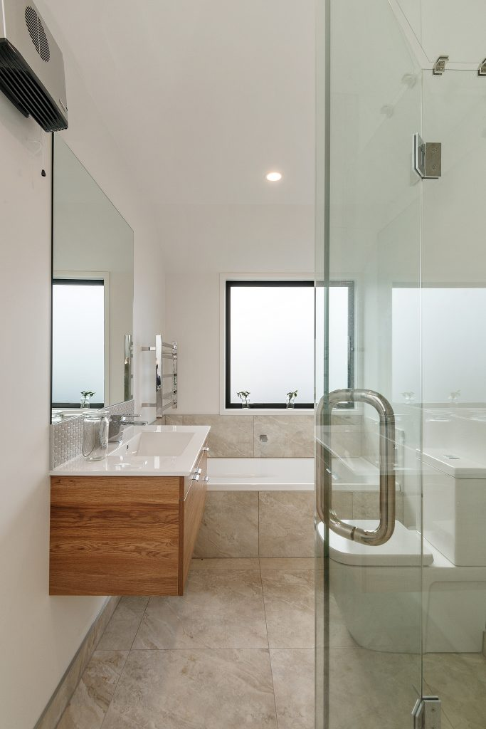 Registered Master Builders, Bathroom, Bennett Street 2, Christchurch