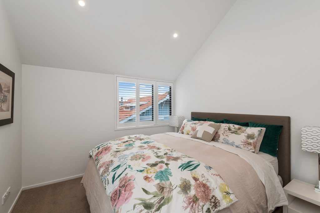 Registered Master Builders, Master Bedroom, Bennett Street 2, Christchurch