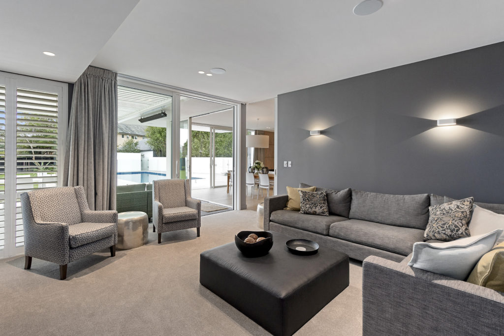 Fleetwood Construction, Registered Master Builders, Christchurch, Merivale, House of the Year, New Build, O'Neill Architects, Architectural Build, Lume Design